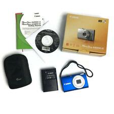 Canon PowerShot A4000 IS 16.0MP Digital Camera - Blue w/ Box