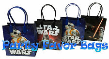 30 pc Star Wars Party Favor Bags Storm Toopers Candy Treat Birthday Toy Gift Bag