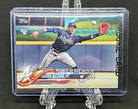 Ronald Acuna Jr. RC - 2018 Topps Update Rookie Debut #US252