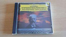 "TCHAIKOVSKY: SYMPHONY NO.6 ""PATHETIQUE"" - VIENNA PHILHARMONIC/KARAJAN - CD"