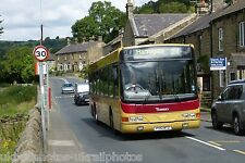 Transdev Harrogate & District 1086 Leeds Bus Photo Ref P1213