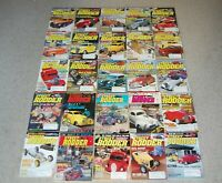 25 Issues of STREET RODDER MAGAZINE 1989-2006 Custom Vintage Hot Rods