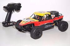 HI4201BL Modelo de coche Eléctrico XT10 Bruhless 4x4 HIMOTO Buggy Desert Raza