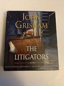 The Litigators by John Grisham Audiobook 2011, Compact Disc, Unabridged edition