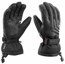 NEW $120 Leki Womens Summit S Goretex Waterproof Ski Gloves Winter Ladies Black