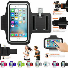 Arm Band Sports Armband Phone Holder Case Running Gym For iPhone Samsung Model