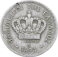 O2363 Greece Grece 20 Lepta 1894 A Paris ->Make offer