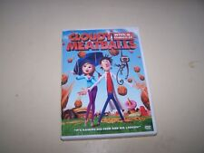 "Columbia Pictures - DVD  - ""Cloudy with a Chance of Meatballs"""