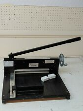 Martin Yale 7000E Heavy Duty Commercial Stack Paper Cutter