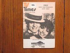 Apr-1980 TV Times TELE-VUE(LIZA MINNELLI/MIKHAIL BARYSHNIKOV/MELISSA MICHAELSEN)