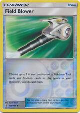 POKEMON TRAINER FIELD BLOWER 125/145 UNCOMMON REVERSE FOIL MINT CARD