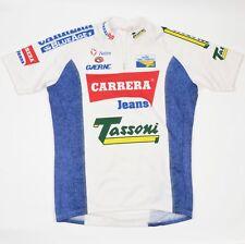 Nalini Trikot Jersey Carrera Jeans Gr 6 L Radfahren Biking Cycling Tassoni 1993