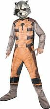 Rocket Raccoon Guardians of the Galaxy Child Costume Size Small Rubies 620000