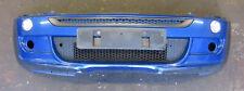 Genuine Used MINI Cooper S / JCW Aero Front Bumper (Hyper Blue) R50 R52 R53 #2