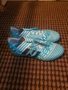 ADIDAS Nemeziz MESSI Tango 17.3 Boys Indoor Soccer Shoes Size