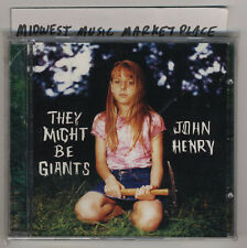 They Might Be Giants - John Henry - MINT & Sealed! - Stomp Box - End Of The Tour