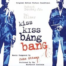Kiss Kiss Bang Bang [Original Motion Picture Soundtrack] by John Ottman (CD,...
