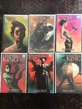 Dark Tower: Treachery Comic Book Lot,    Marvel, NM, Volume 1, Variants, 12 Issu