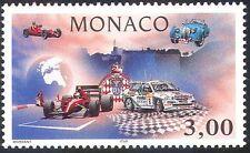 Mónaco 1996 Motor Sport/coches/Carreras/Rally/Grand Prix/GP/F1/transporte 1v (n41080)