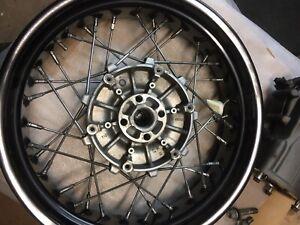moto guzzi CARC System 17 Rim Rear Wheel ( Only Wheel )