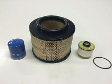 Filter Kit TOYOTA Hilux KUN16 KUN26 1KD-FTV 3L, Z418 AIR A1541 (260 FUEL R2619P