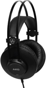 AKG K52 High Performance Closed-Back Monitoring Headphones