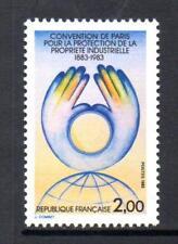 France neuf sans charnière 1983 SG2589 centenaire de Convention de Paris/Protection des Ind propriété
