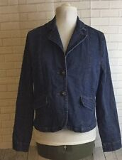 Nordstrom Women's Denim Jacket Size Large