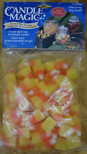 Candle Magic CANDY CORN Wax Accents/Embeds 7 oz