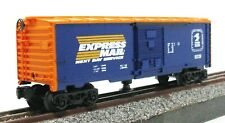"LIONEL #6-9229:  Express Mail ""OPERATING"" Single Door Boxcar, C10"