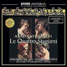 Le Quattro Stagioni von Giuliano Carmignola (2017)