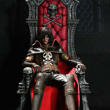 Hot Toys Albator avec trone Arcadia Figurine 1/6 Captain Harlock with Throne