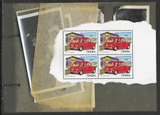 AUSTRALIA 2006 CARS MORRIS 850 1961 Booklet Pane MNH