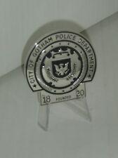 Batman Rises Prop Gotham Police Badge