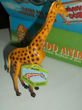 Brand New G Scale Animal Giraffe Farm Animal Lot Zoo Model Power