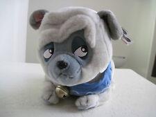 "Disney Pocahontas PERCY Dog W/Bell 12"" Plush Stuffed Animal"
