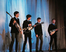 "The Beatles Photo Print 14 x 11"""