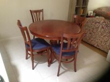 Country Round Dining Furniture Sets