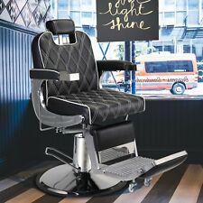 All Purpose Recline Hydraulic Barber Chair Salon Beauty Equipment Hair Stylin