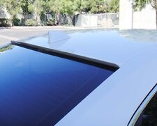 White Painted For 2009-2013 MAZDA 3-Rear Window Roof Spoiler 12 11 10
