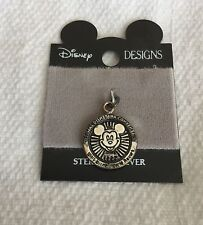 1994 OFFICIAL DISNEYANNA CONVENTION LTD EDT MICKEY MOUSE CHARM - STERLING SILVER