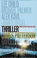 Thriller Hardback Books James Patterson