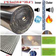 1x 0.5m quality tri-layer High noise reduction Sound Deadener Soundproofing Foam