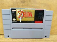 The Legend of Zelda: A Link to the Past (Super Nintendo, 1992) *as is*