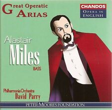 Great Operatic Arias, Vol. 4 / Alastair Miles (in English)