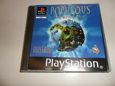 PLAYSTATION 1 PSX ps1 Populous: the Beginning (2)