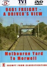 9461 FREIGHT - A Driver's View