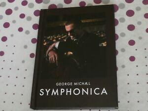 George Michael - Symphonica - deluxe CD - hardback cover