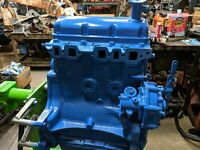 Motor Engine 3 Cylinder 3000 3230 3415 3600 3610  3910 2110 2310  REMAN MOTOR