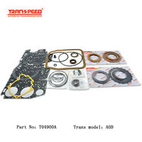 AOD Auto Transmission Master Rebuild Kit Overhaul For FORD Transpeed T04900A